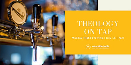 Theology on Tap: Why Does Evil Exist? tickets