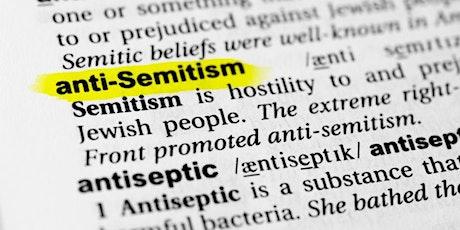 Adopción de la definición de Antisemitismo según el IHRA entradas