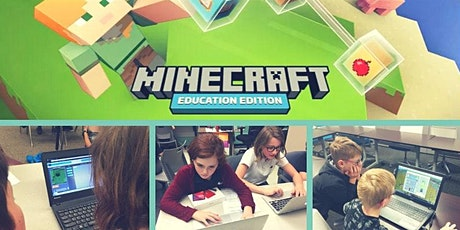 Summer Camp: Minecraft Modding: Grade 6-9: CALGARY tickets