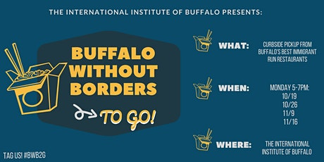 Copy of Buffalo Without Borders TO GO 2020 Series Tickets tickets