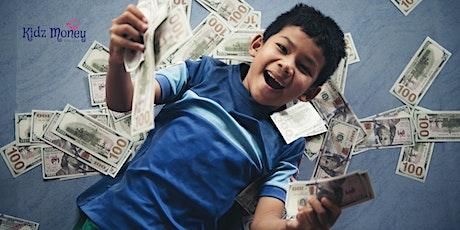 Determining Your Kidz Money Personality tickets