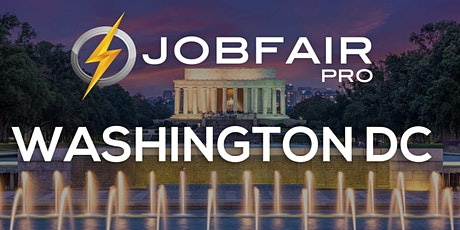 Washington DC Virtual Job Fair November 4 2020 tickets