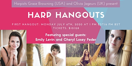 Harp Hangouts with Emily Levin and Cheryl Losey Feder tickets