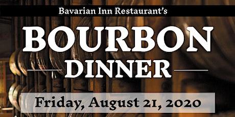 Bourbon Dinner tickets