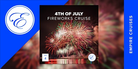 POSTPONED - 4th of July Fireworks Cruise aboard the Timeless tickets