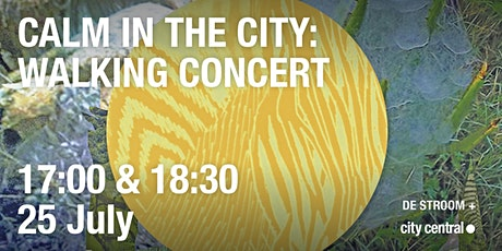 Calm in the City: Walking Concert in Der Aa-Kerk tickets