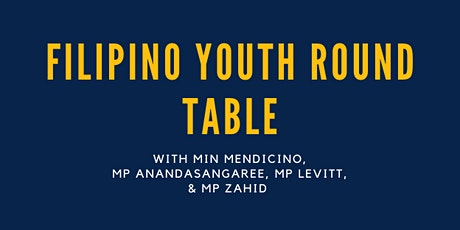 Filipino Youth Round Table tickets
