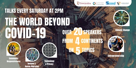 The World Beyond Covid-19 tickets