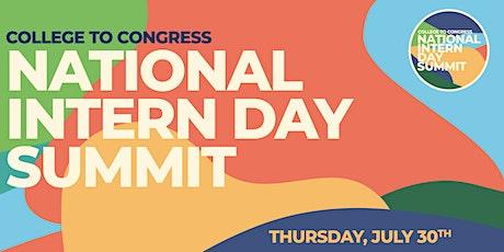 National Intern Day Summit 2020 tickets