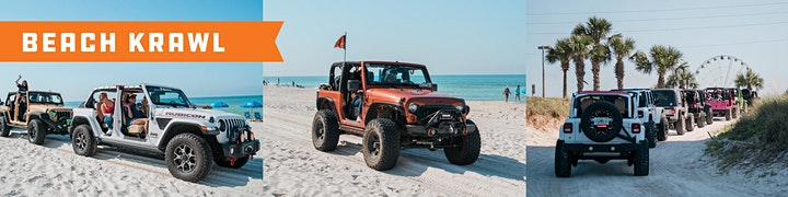 FLORIDA JEEP JAM - Panama City Beach, Florida image