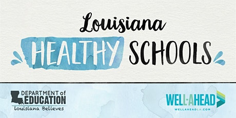 Healthy Schools Training Krewe: Training of Trainers ingressos