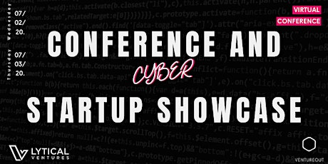 Cyber Conference & Startup Showcase tickets