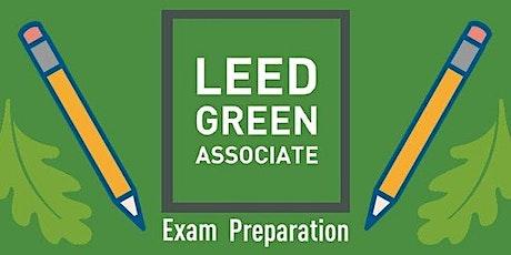 LEED Green Associate Exam Preparation | Green Building Training Program tickets