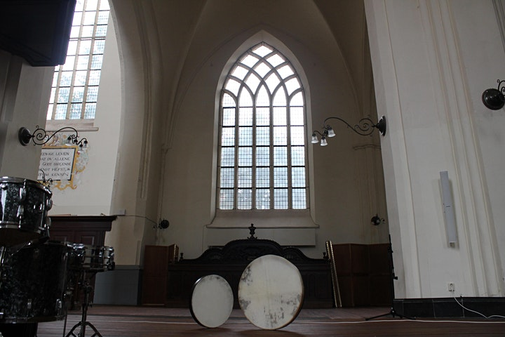 Calm in the City: Walking Concert in Der Aa-Kerk image