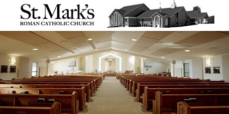 Weekend Mass - St. Mark Church tickets