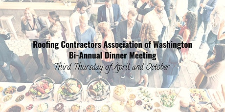 RCAW Fall Bi-Annual Dinner Meeting tickets