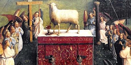 Parish Study on the Holy Eucharist - Week 2 - Sacrifice tickets