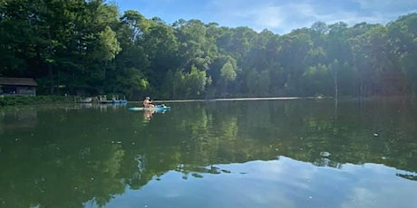 SUP Yoga on Perch Lake tickets