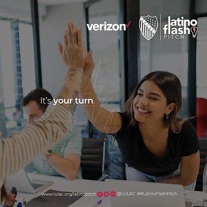 Latino Flash Pitch Conference image