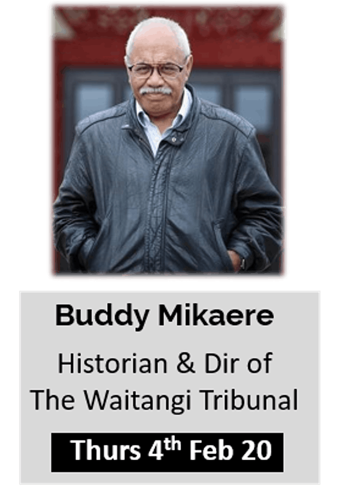 Buddy Mikaere : Effective change leadership in our post-COVID 19 world. image