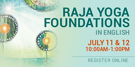 Raja Yoga Foundations Course in English (Online) tickets