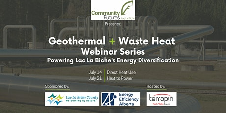 Geothermal and Waste Heat Webinar Series tickets