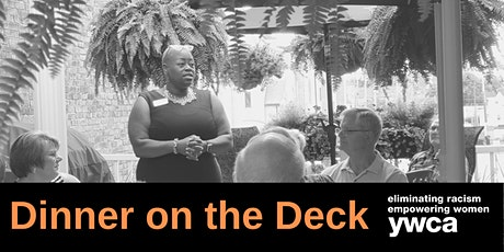 Dinner on the Deck tickets