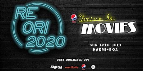 UCSA Re-Ori 2020 | Pepsi Max presents: Drive in Movies tickets