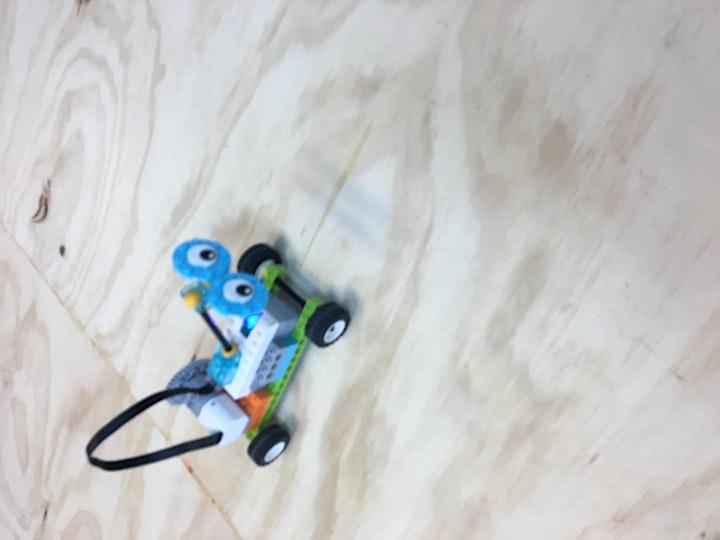 Lego engineering Robotics camp ages9-16 image