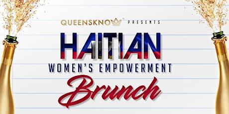 Haitian Women's Empowerment Brunch tickets