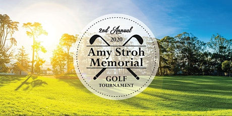 2nd Annual Amy Stroh Memorial Golf Tournament tickets