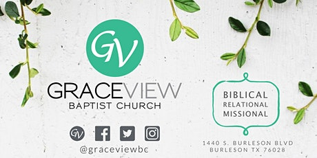 Graceview Baptist Church Sunday Gatherings | SUN JUL 5 tickets