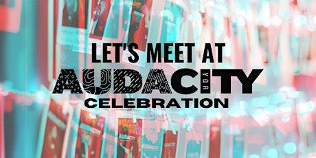 AUDACITY YQR 2021 Celebration tickets
