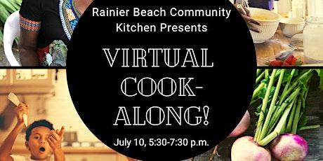 Rainier Beach Community Kitchen Dinner Cook-Along tickets