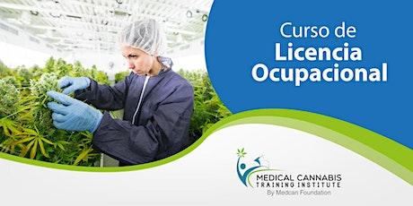 Curso de Licencia Ocupacional (ONLINE) tickets