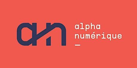 AlphaNumérique webinaire 2 - Accompagnement et facilitation. 26 billets