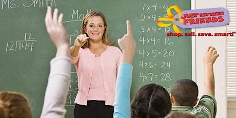 JBF of Greater Palm Beach Teacher Pass Spring 2021 tickets