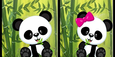 Social Distancing-Paint Party-Panda tickets