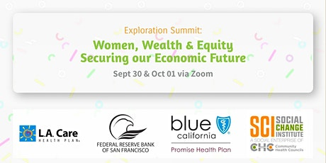 Women, Wealth & Equity Summit tickets