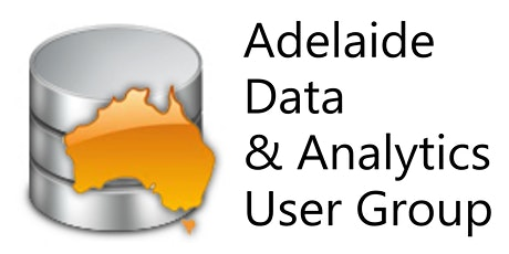 Adelaide Data and Analytics User Group with Ginger Grant entradas