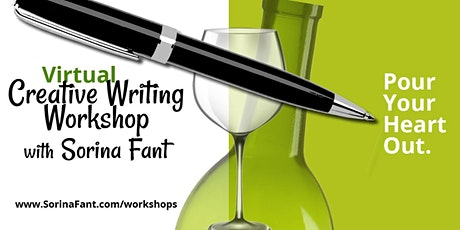 Pour Your Heart Out - A Happy Hour, Creative Writing Workshop tickets