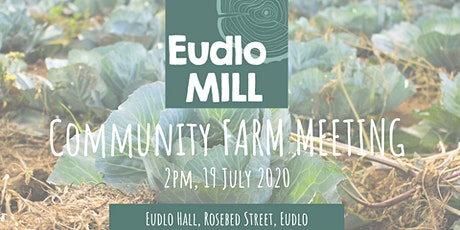 Eudlo Mill Community Farm - Tell Us what you think tickets