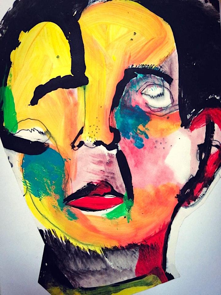Self Portrait: Blind Drawing Workshop image