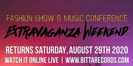 3rd Annual Fashion Show Music Conference Extravaganza Weekend tickets
