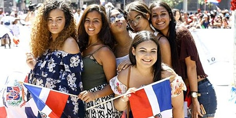 Dominican Day Parade Online Party! tickets