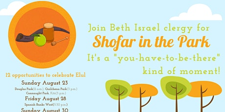 Shofar in the Park - Montgomery Park tickets
