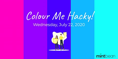 Mintbean Hackathons: Colour Me Hacky! tickets