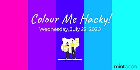 Mintbean Hackathons: Colour Me Hacky! Tickets