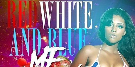 Red White And Blue MF Day Party 4th Of July Day At Cephora Lounge tickets