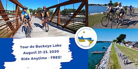 2020 Tour de Buckeye Lake tickets